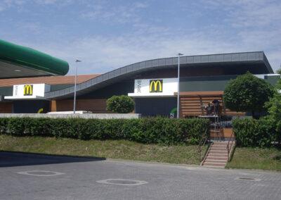 """Restauracja McDonald""""s Gdańsk Oliwa"""